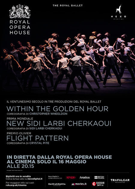 FLIGHT PATTERN / WITHIN THE GOLDEN HOUR / NEW WORK