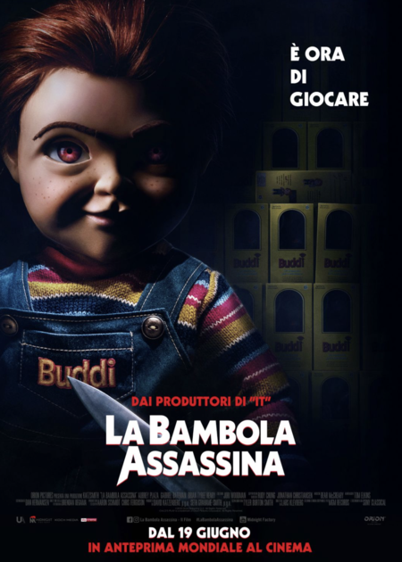 La Bambola Assassina