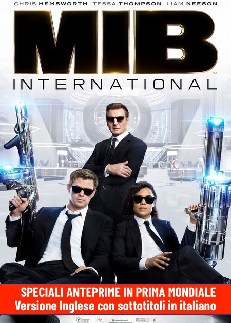 MIB International (E/ita)
