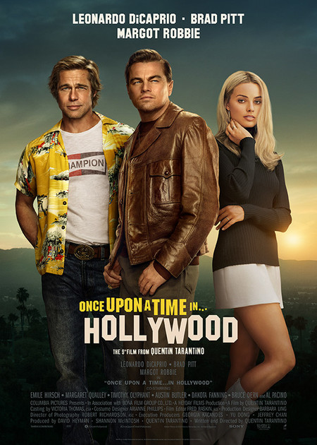 Once Upon a time in Hollywood (E/df)