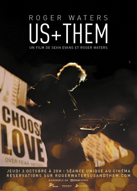 ROGER WATERS US+THEM (E/i)