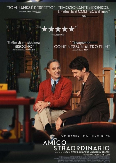 UN AMICO STRAORDINARIO (A BEAUTIFUL DAY IN THE NEIGHBORHOOD)