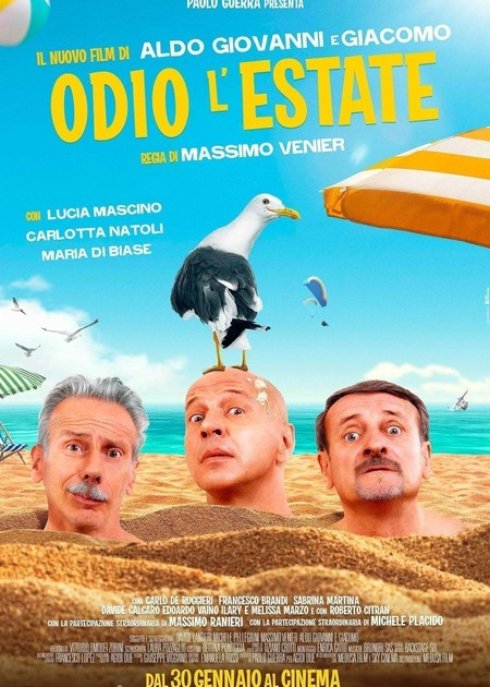 Chiasso - Odio l'estate