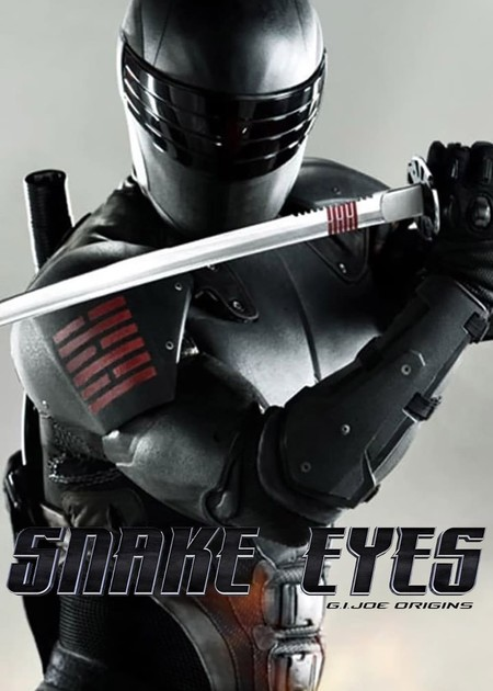 Snake Eyes GI Joe Origins