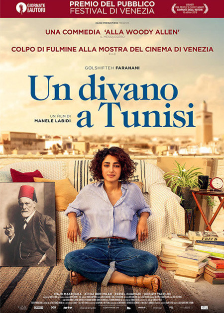 UN DIVANO A TUNISI (ARAB BLUES)