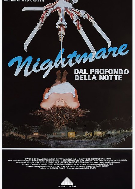 NIGHTMARE (A NIGHTMARE ON ELM STREET)